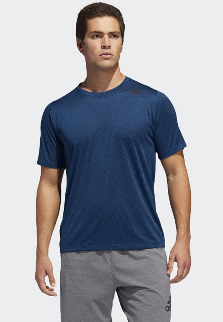 adidas Performance - FREELIFT TECH CLIMACOOL FITTED T-SHIRT - T-shirts basic - legend marine