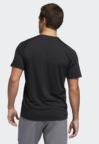 adidas Performance - FREELIFT SPORT PRIME LITE T-SHIRT - Basic T-shirt - black - 1