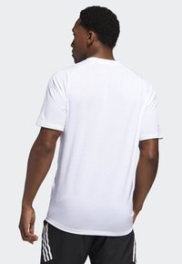 adidas Performance - FREELIFT SPORT PRIME LITE T-SHIRT - T-shirt basique - white - 1