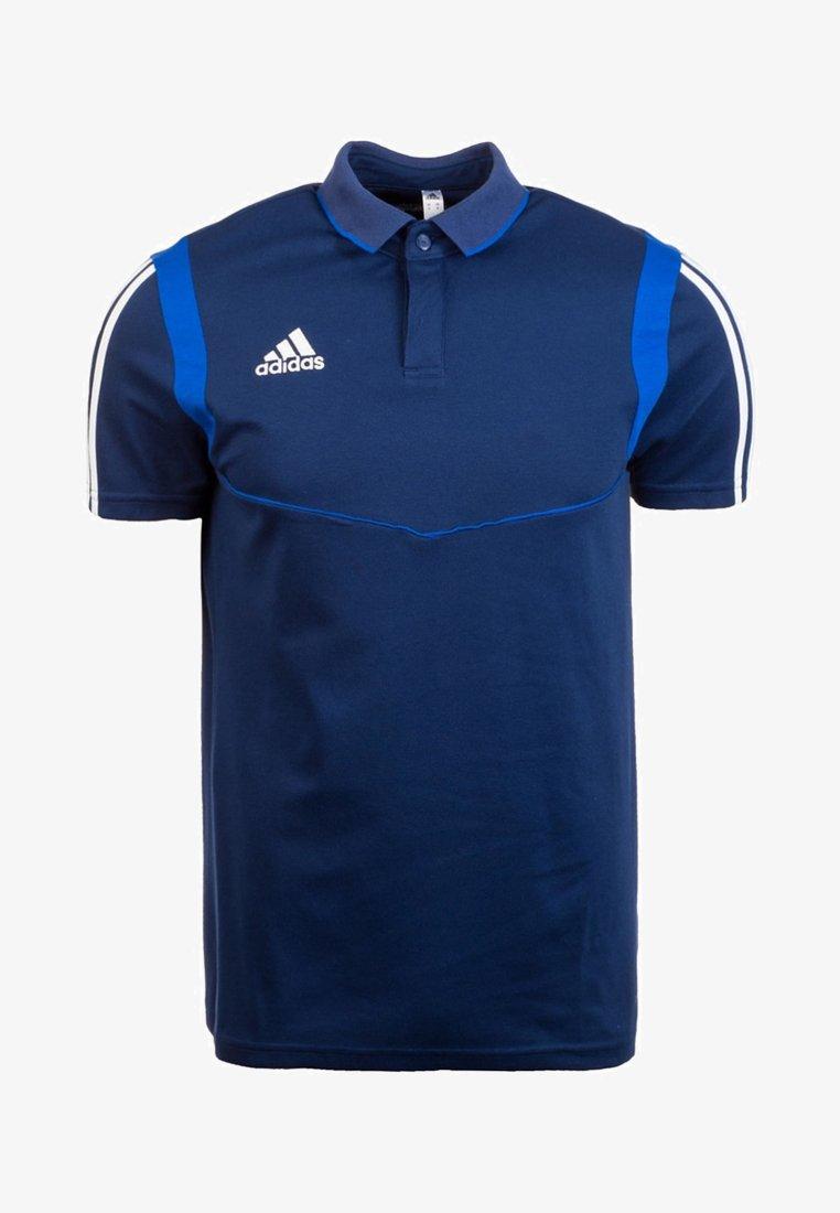 adidas Performance - Sportshirt - dark blue