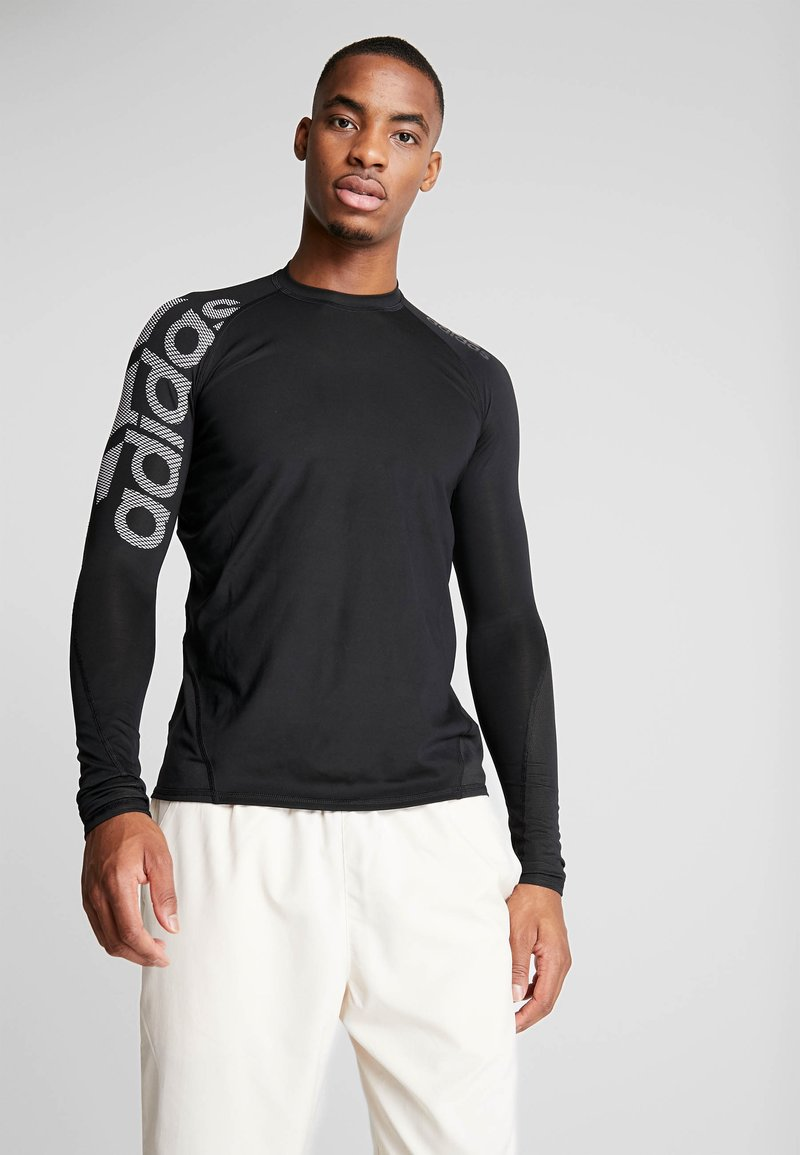 adidas Performance - ASK BOS - Koszulka sportowa - black