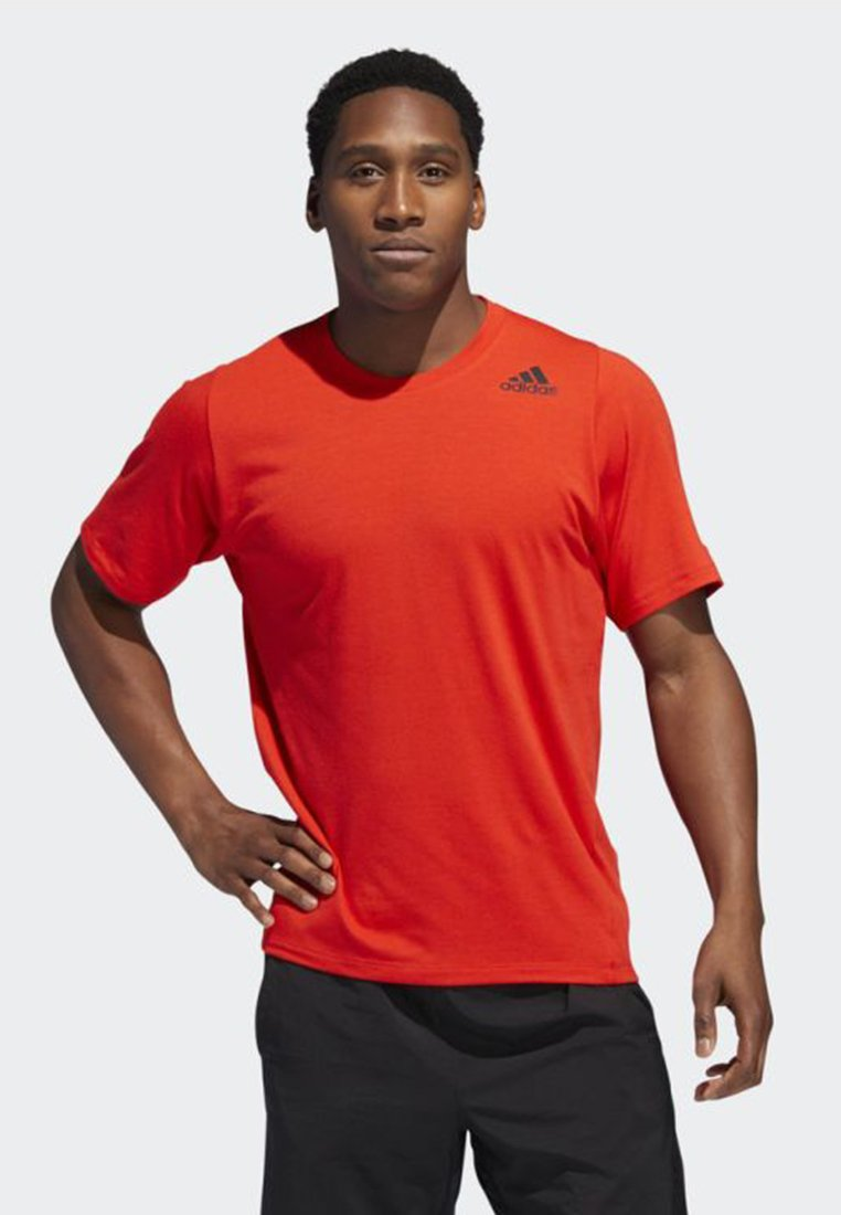 adidas Performance - FREELIFT SPORT PRIME LITE T-SHIRT - Basic T-shirt - red