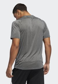 adidas Performance - FREELIFT TECH CLIMACOOL FITTED T-SHIRT - T-shirt - bas - grey - 1