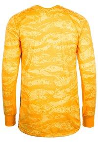 adidas Performance - TORWART - Goalkeeper shirt - gold - 1