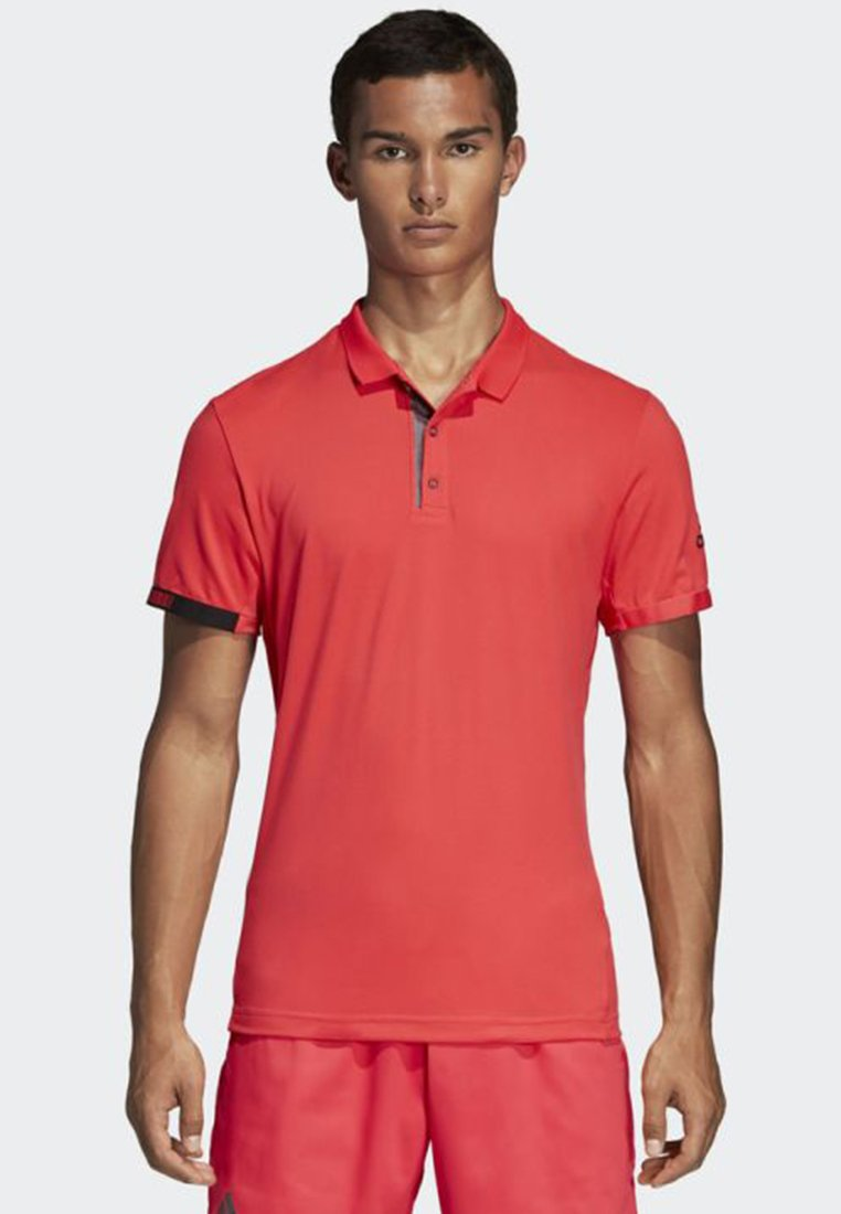 adidas Performance - MatchCode Polo Shirt - Sportshirt - orange