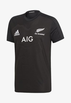 All Blacks Home Performance Tee - Fanartikel - black