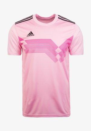 CAMPEON 19 JERSEY - Teamwear - true pink / black