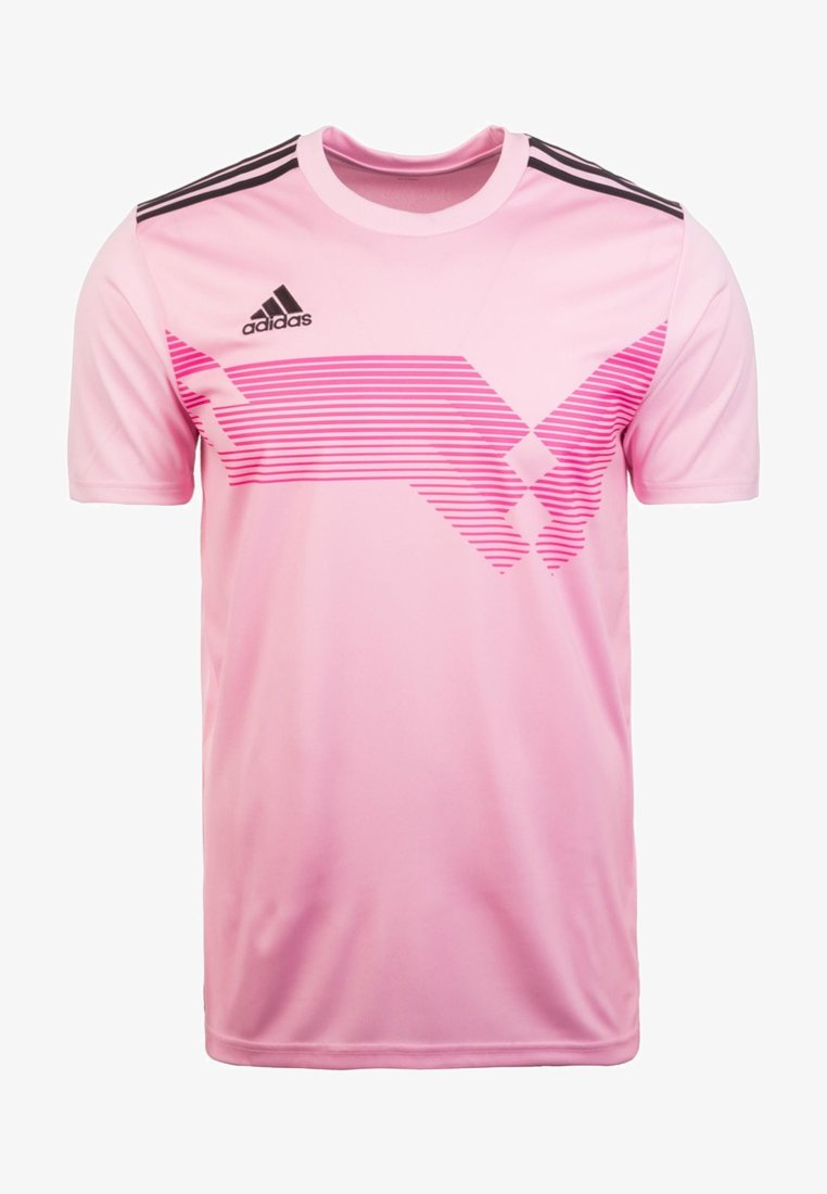 adidas Performance - CAMPEON 19 JERSEY - Sportswear - true pink / black