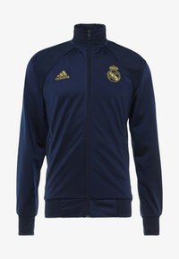 adidas Performance - REAL ICONS TOP - Klubbkläder - dark blue - 4