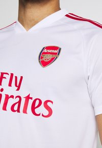 adidas Performance - ARSENAL LONDON FC - Article de supporter - white/scarlet - 4