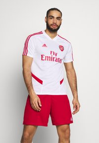 adidas Performance - ARSENAL LONDON FC - Article de supporter - white/scarlet - 0