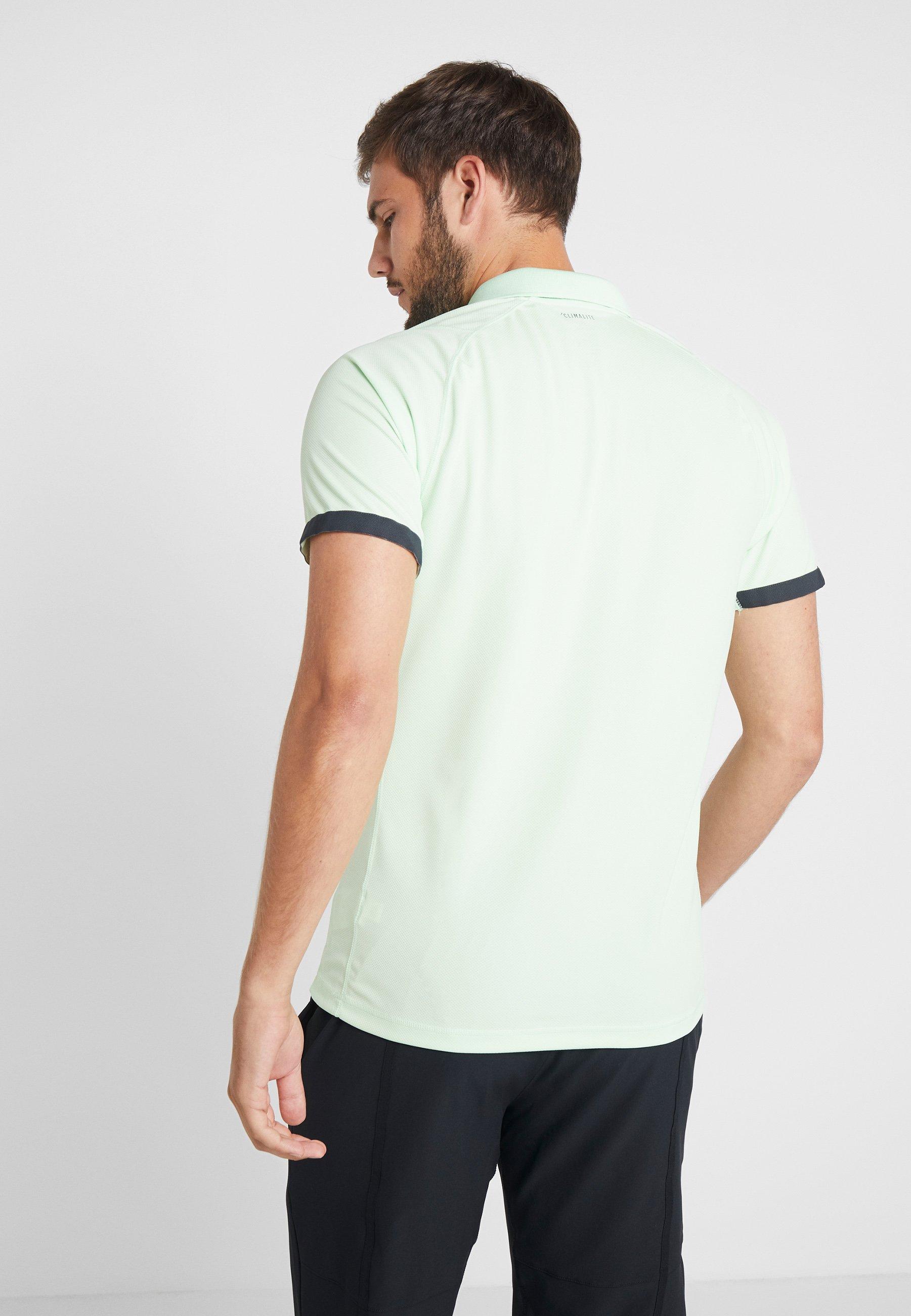 De SportGlow Performance T Green carbon Adidas shirt TcFK1l3uJ