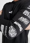 adidas Performance - ATHLETICS PACK SPORT LONG SLEEVE SHIRT - Top sdlouhým rukávem - black