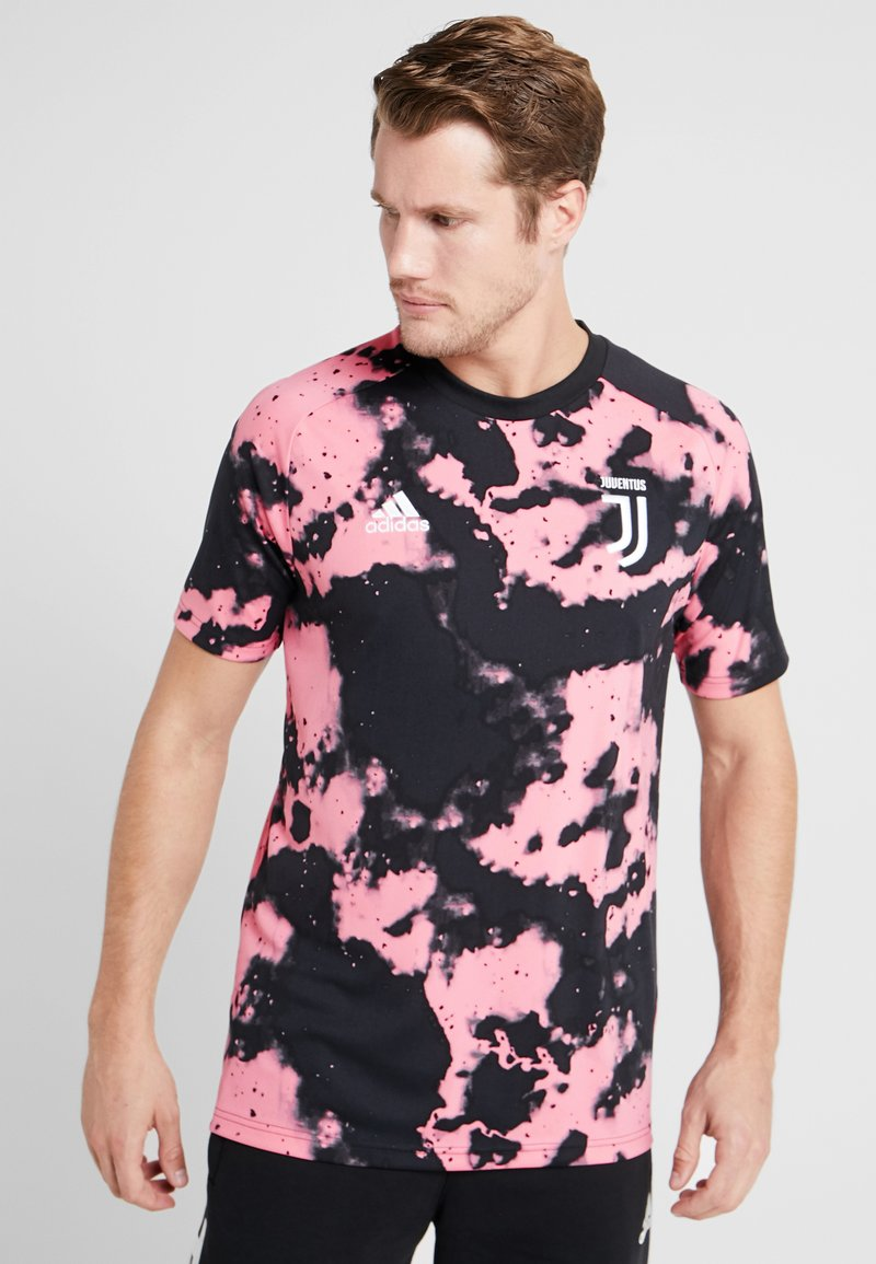 adidas Performance - JUVENTUS TURIN H PRESHI - Vereinsmannschaften - pink/black