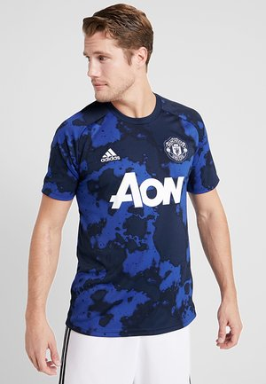 MANCHESTER UNITED H PRESHI - Club wear - mystic ink/collegiate navy