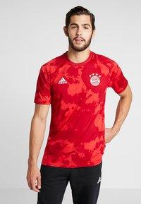 adidas Performance - FCB  - Fanartikel - red - 0