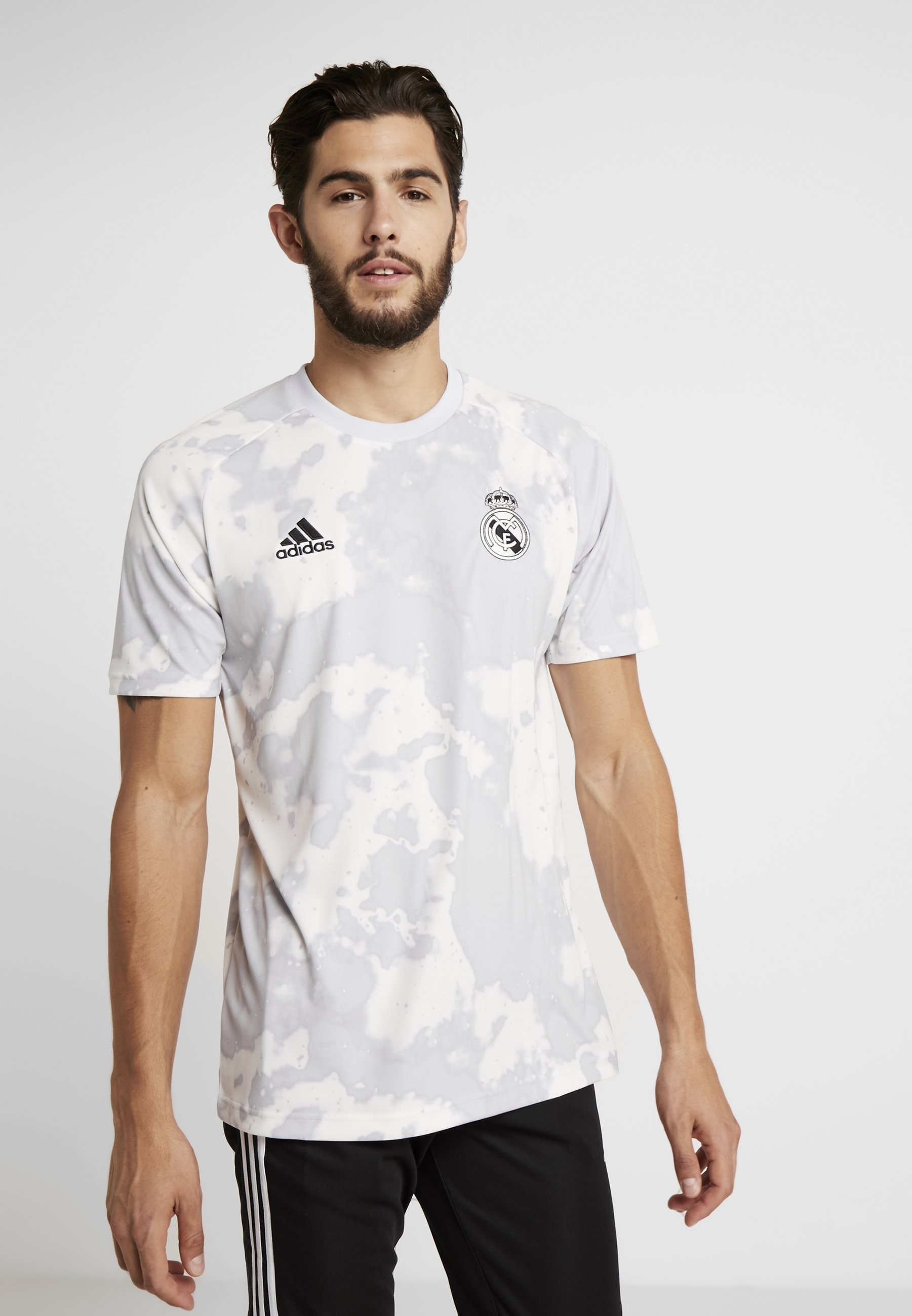 Performance Cool white Supporter De Grey Adidas PreshiArticle Real Ybgvfy76