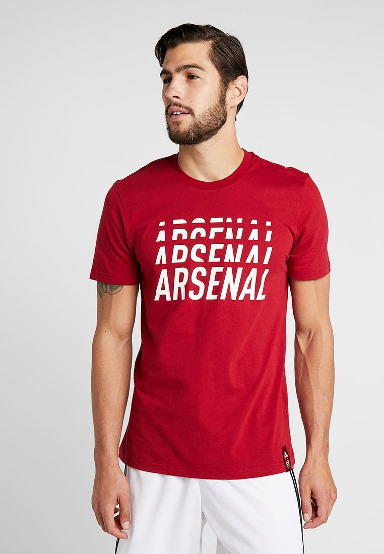 adidas Performance - ARSENAL LONDON FC - Club wear - bordeaux