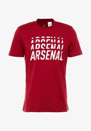 ARSENAL LONDON FC - Club wear - bordeaux