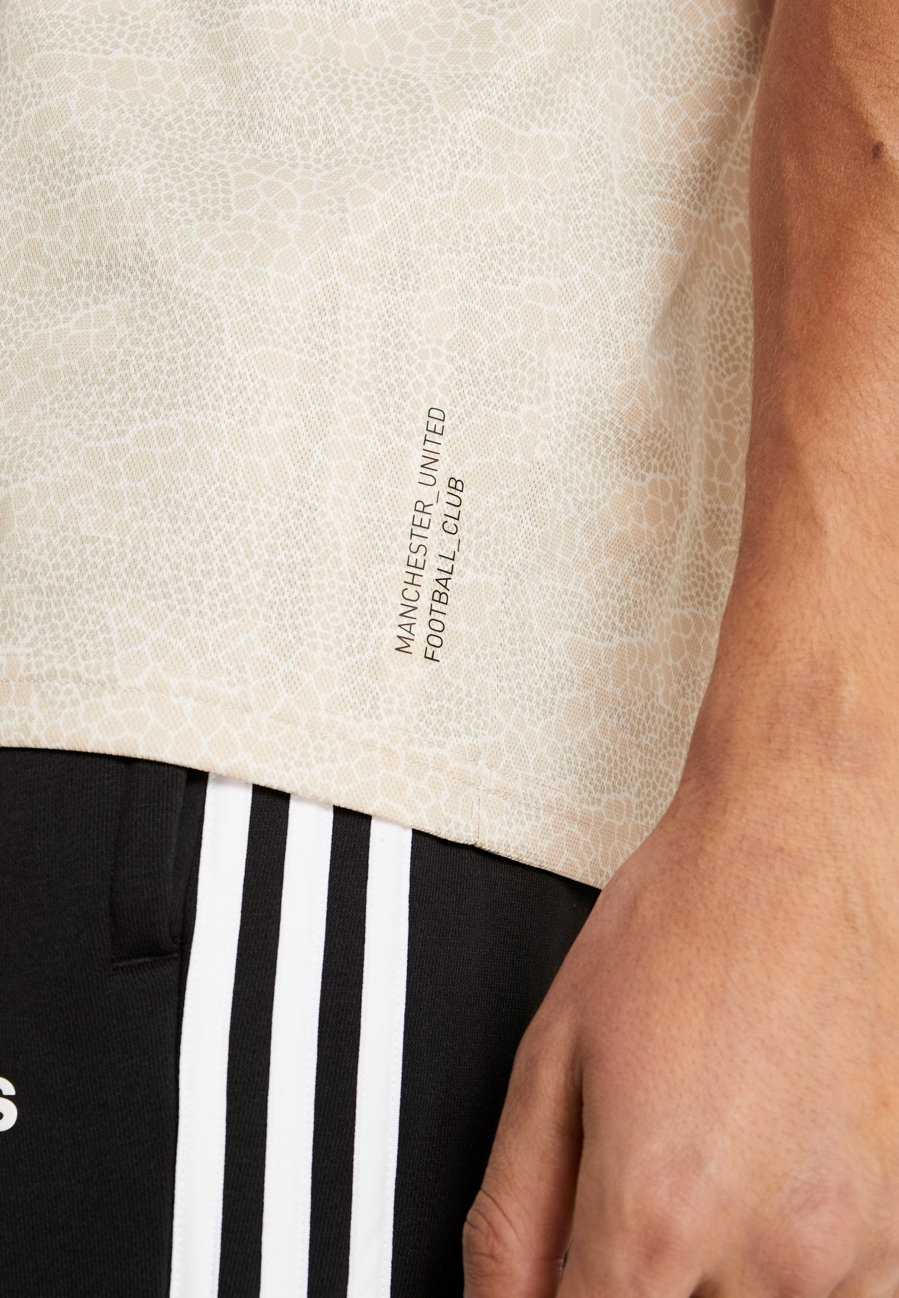 Adidas Performance Mufc A - Klubbkläder Tan