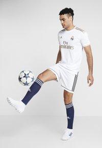 adidas Performance - REAL MADRID - Equipación de clubes - white - 1