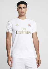 adidas Performance - REAL MADRID - Equipación de clubes - white - 0