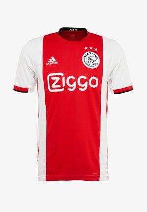 AJAX AMSTERDAM H JSY - Klubtrøjer - red/white/black