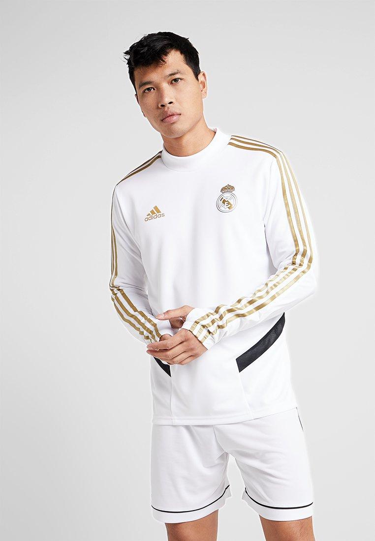 adidas Performance - REAL MADRID - Vereinsmannschaften - white