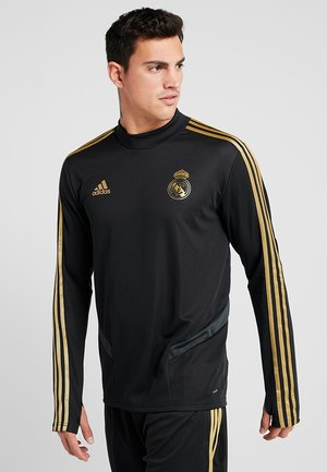 REAL - Vereinsmannschaften - black/dark gold