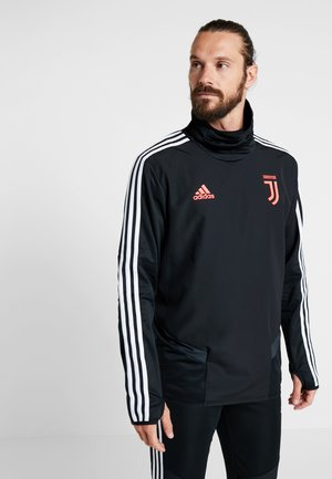 JUVENTUS TURIN WRM TOP - Funktionsshirt - black/dark grey