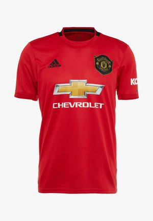 MANCHESTER UNITED - Club wear - real red