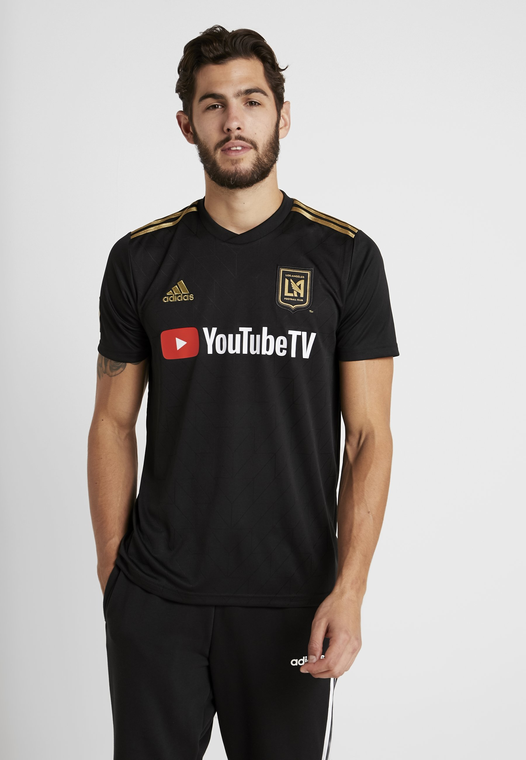 adidas Performance LAFC- Article de supporter black