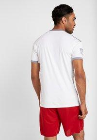 adidas Performance - T-shirt con stampa - white - 2