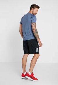 adidas Performance - FREELIFT SPORT ULTIMATE SPORT T-SHIRT - Sports shirt - tech ink - 2