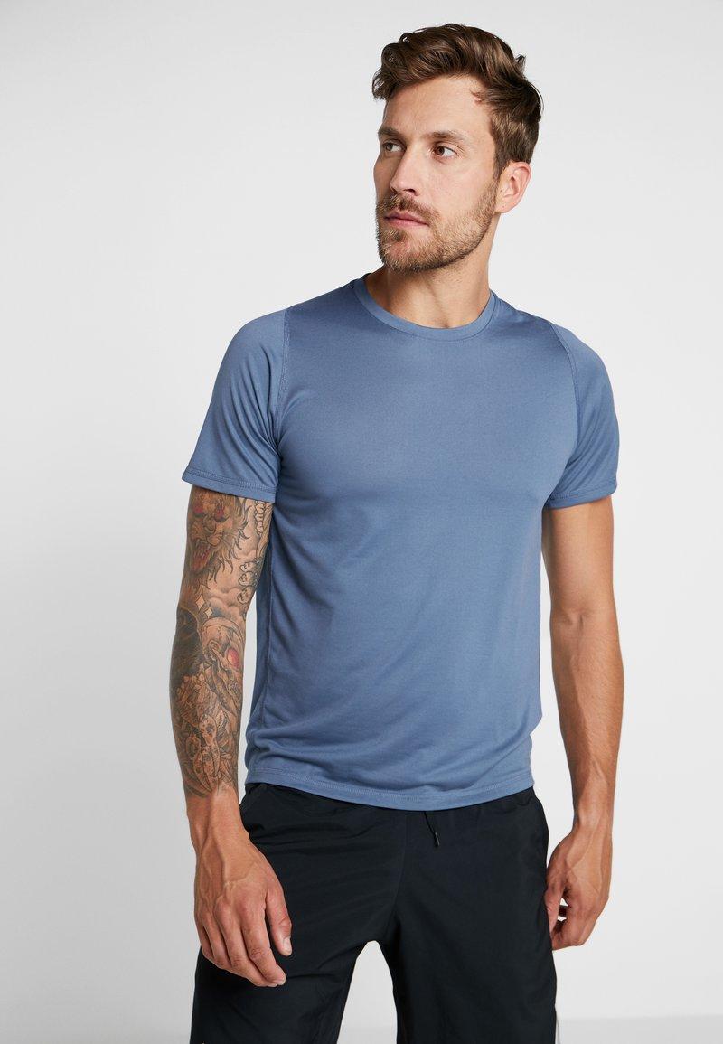 adidas Performance - FREELIFT SPORT ULTIMATE SPORT T-SHIRT - Sports shirt - tech ink