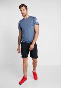 adidas Performance - FREELIFT SPORT ULTIMATE SPORT T-SHIRT - Sports shirt - tech ink - 1