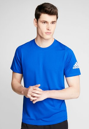 FREELIFT SPORT ULTIMATE SPORT T-SHIRT - T-shirt sportiva - cyan royal/white