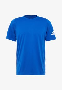 adidas Performance - FREELIFT SPORT ULTIMATE SPORT T-SHIRT - Sports shirt - cyan royal/white - 4