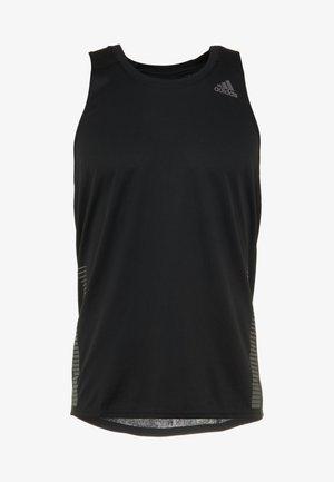 SINGLET - Sportshirt - black