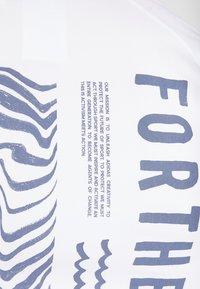 adidas Performance - PARLEY TEE REGULAR FIT T-SHIRT - Funktionsshirt - white - 6