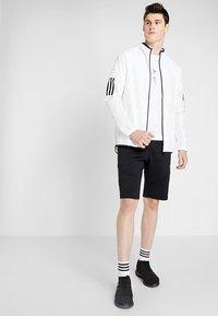 adidas Performance - PARLEY TEE REGULAR FIT T-SHIRT - Funktionsshirt - white - 1