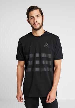 TAN HEAVY TEE - T-shirt med print - black
