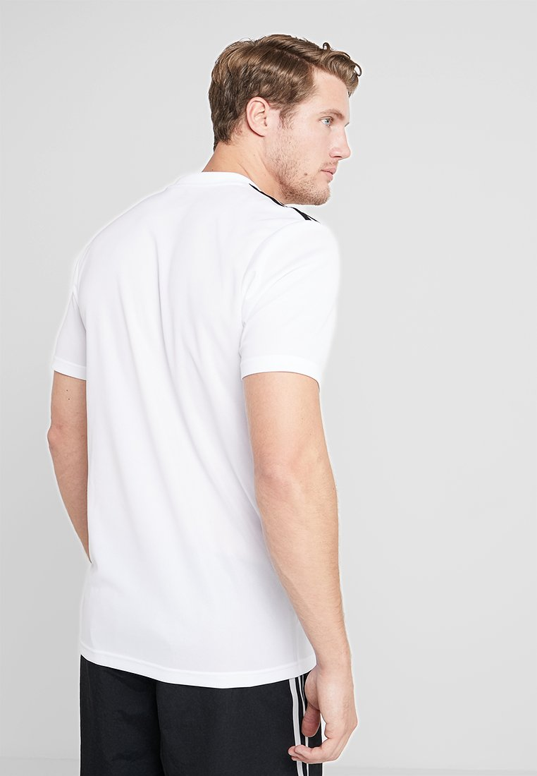 White TanT Adidas Imprimé Performance shirt 4qcj35ARL