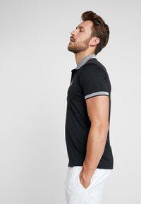 adidas Performance - CLUB SOLID - T-shirt sportiva - black - 3