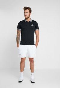 adidas Performance - CLUB SOLID - T-shirt sportiva - black - 1