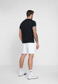 adidas Performance - CLUB SOLID - T-shirt sportiva - black - 2