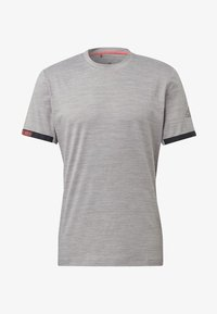 adidas Performance - MATCHCODE TEE - T-Shirt print - grey - 6