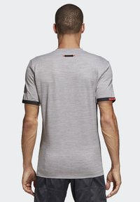 adidas Performance - MATCHCODE TEE - T-Shirt print - grey
