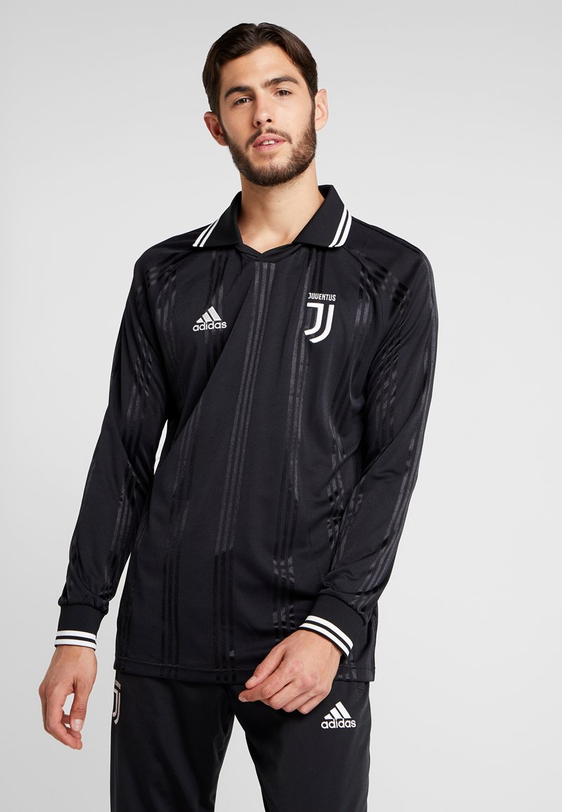 adidas Performance - JUVE ICONS - Klubbkläder - black