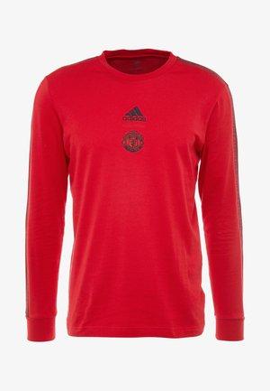 MUFC TEE - Klubové oblečení - red